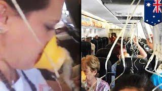 AirAsia flight from Perth to Bali plummets 20,000 feet, terrifying passengers and crew - TomoNews