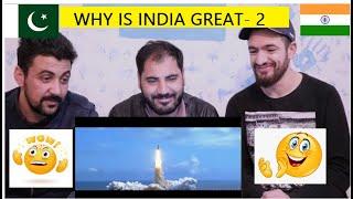 Pakistani Reaction:WHY IS INDIA GREAT 2   Shourya Motion Pictures   Sourabh Kumar Vinodiya