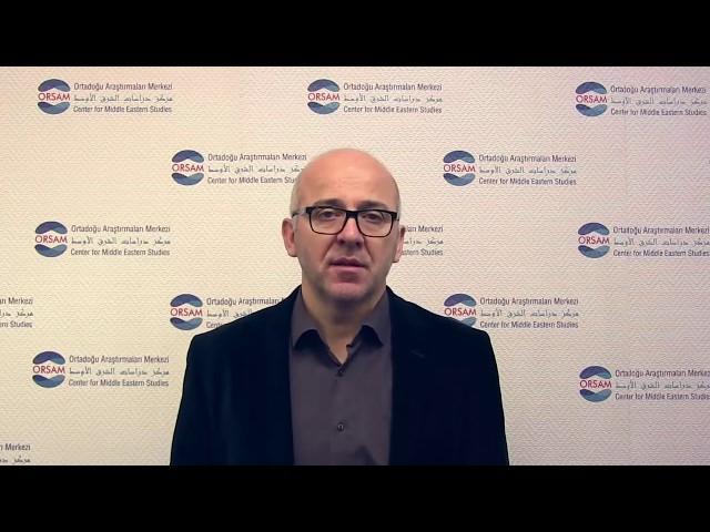 Cezayir'deki Son Gelişmeler, Prof. Dr. Ahmet Uysal, 08.03.2019