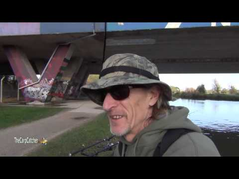The River Cam Revisited part 4 - Carp fishing