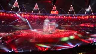 London 2012 - Olympic Opening Ceremony - Dizzee Rascal - Bonkers