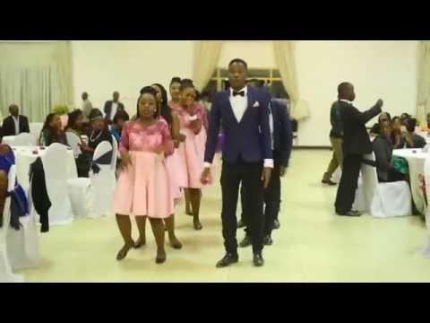 Jack and Mwelwa's Wedding (PART 2: The Reception)