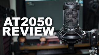 Audio-Technica AT2050 Multi-Pattern Mic Review / Test