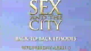 HBO | Sex And The City | Promo | 2002