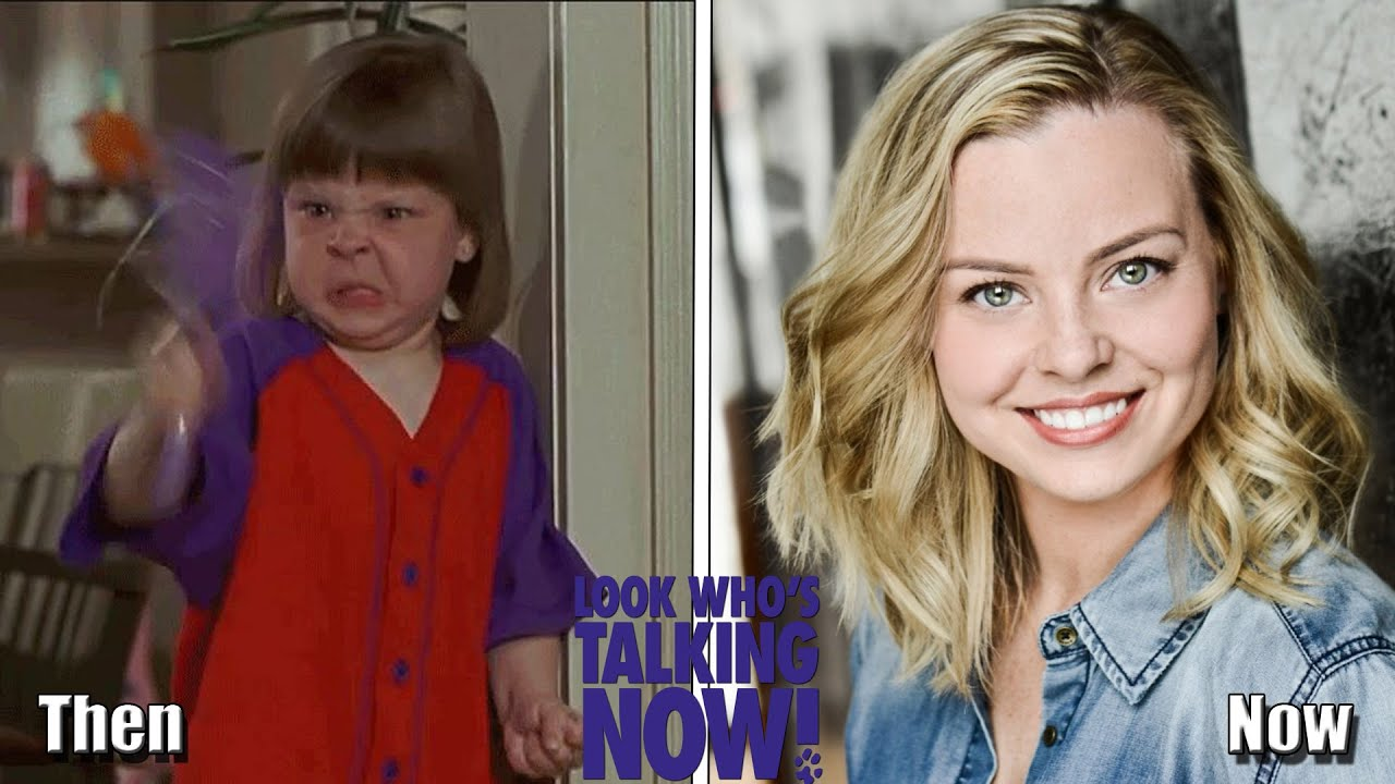 Look Who S Talking Now 1993 Cast Then And Now 2020 Before And After Youtube