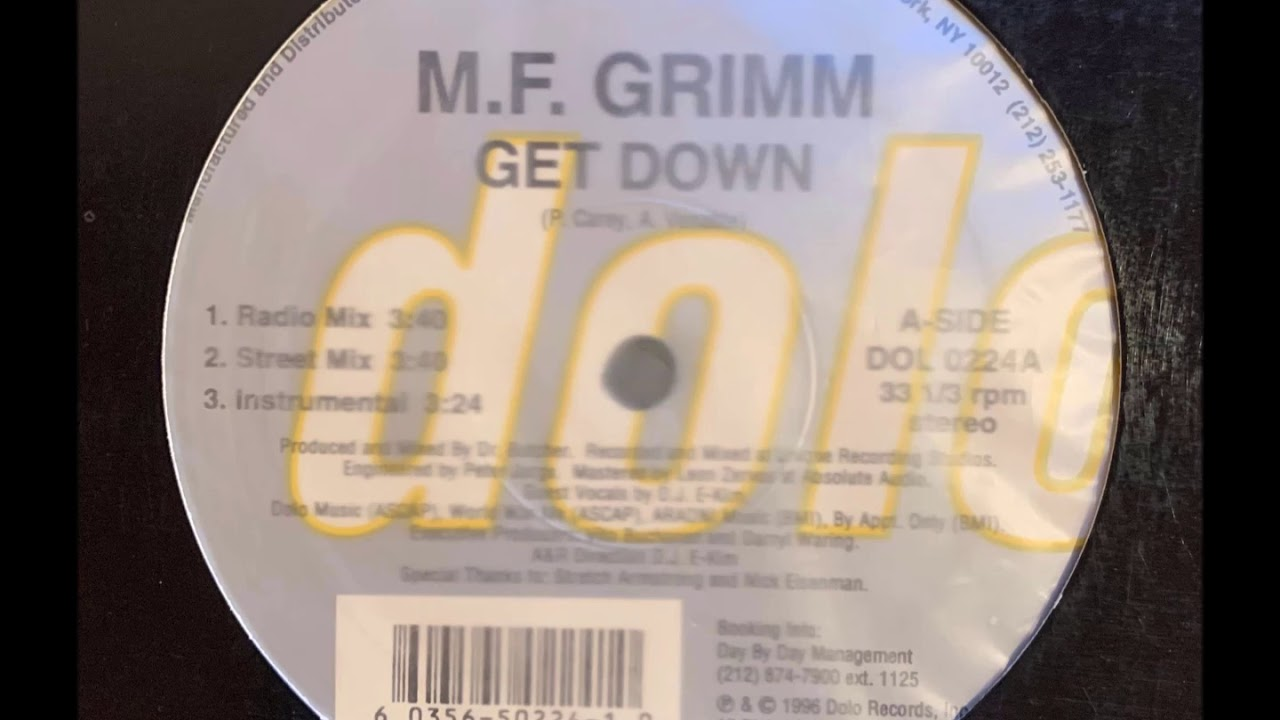 Mf Grimm - International Rules