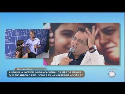 Domingo Show prepara festa surpresa para Carol Dias, talento mirim da música brasileira