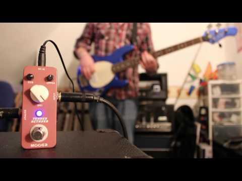 Mooer - Tender Octaver - Demo (Bass)