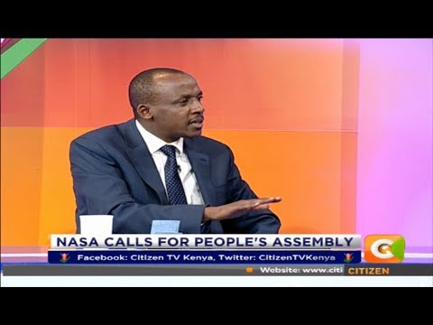Citizen Extra: NASA Calls for People's Assembly