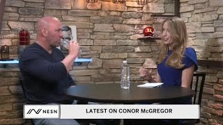 Dana White Reveals Who He Wants To See Conor McGregor To Fight Next