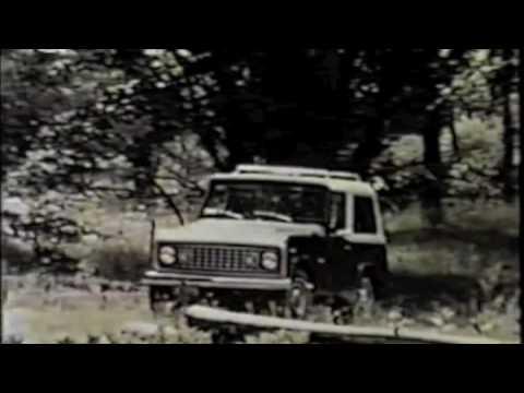 1973 AMC Jeep Commando Dealer Commercial