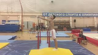 Андронов Никита - перекладина, брусья
