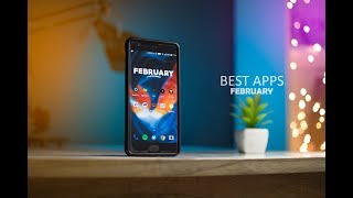 Best Android Apps -February 2018