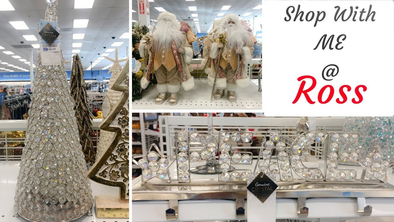 ross shop with me christmas home decor - Ross Christmas Decorations