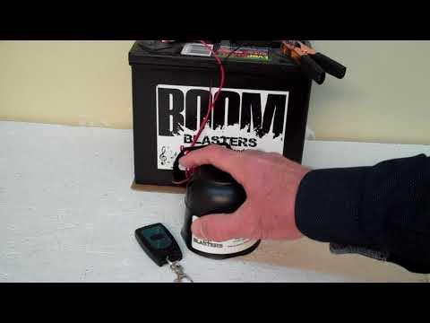 Caddy Shack Sounds Car Horn Wireless