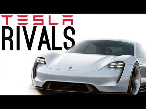 Tesla's New Competition! (6 Electric Challengers)