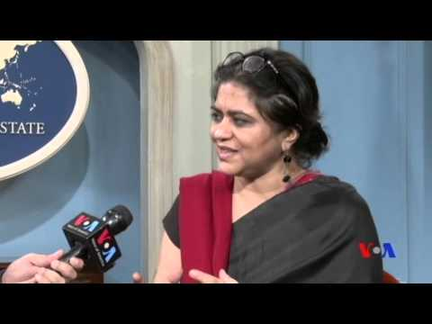 Bangladeshi Lawyer Sara Hossain Interviewed by VOA