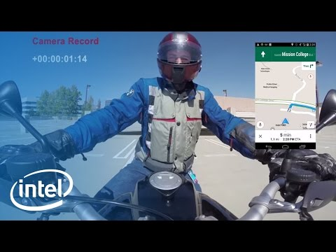 Creating a New Experience for Motorcycle Riders | Intel