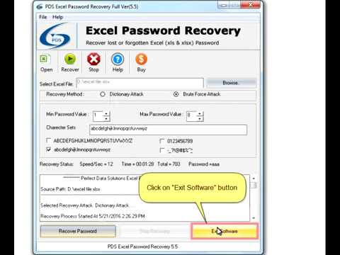 excel password recovery full crack