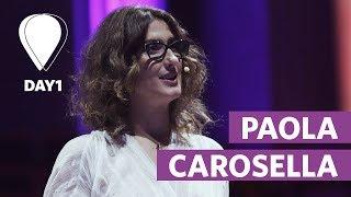 Day1 | Paola Carosella:
