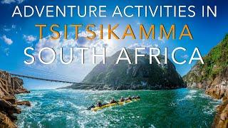 Adventure Activities in Tsitsikamma Nat'l Park