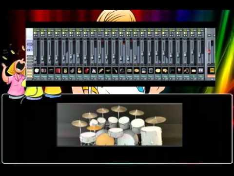 sound vsti karaoke รูปแบบดนตรีสด..