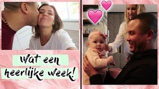 BABY KRIEBELS👶🏽 | Laura Ponticorvo | WEEKVLOG #82