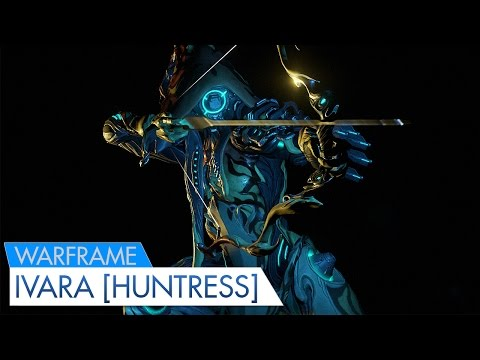 Warframe Ivara Best Stealth Frame? Our Huntress