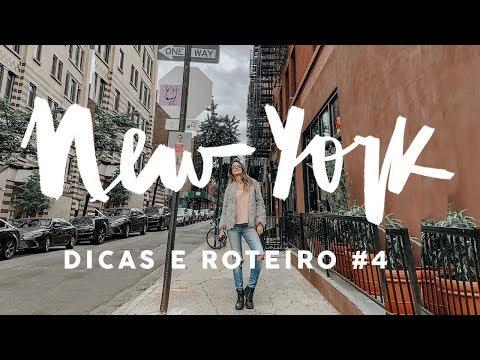 DICAS DE VIAGEM NEW YORK #4 • Roteiro #novayork #newyork #novaiorque