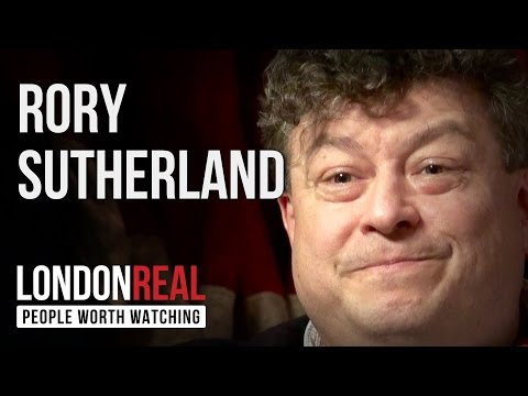 Rory Sutherland  Mad Men  PART 1/2  London Real