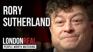 Rory Sutherland - Mad Men - PART 1/2 | London Real(WATCH THE FULL 2 HOURS EPISODE HERE http://londonrealacademy.com/episodes/rory-sutherland-mad-men/ Watch the Full Episode for Free on the ..., 2015-06-21T14:00:00.000Z)