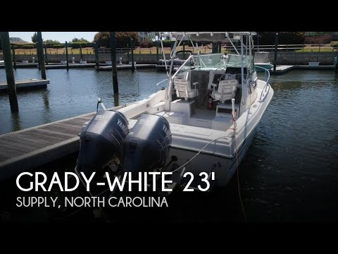 Used 1987 Grady-White 232 Gulfstream for sale in Supply, North Carolina