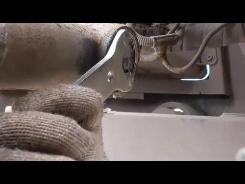 Подтяжка рулевых пальцев Зубренок