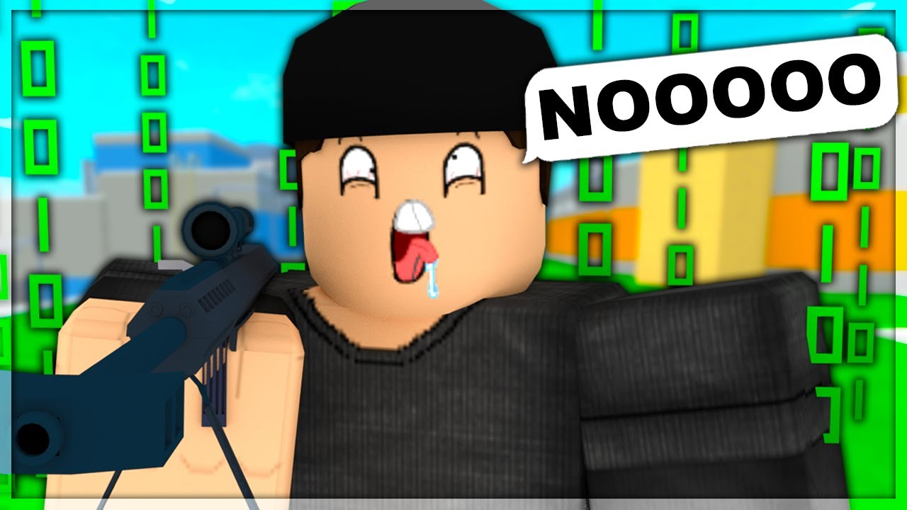 I Got Exposed Roblox Arsenal Youtube