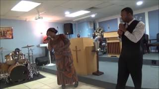 Glory and Power Ministries 090615 Sunday Service Second Member