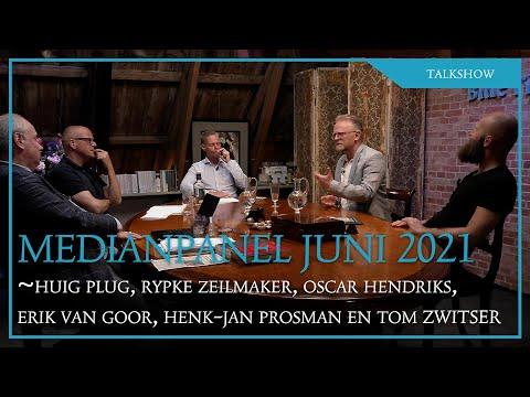VOLLEDIGE MEDIAPANEL. Over de NCTV, grondwet en nieuwe boeken. Met Rypke en Huig, HJ, Oscar, en Erik