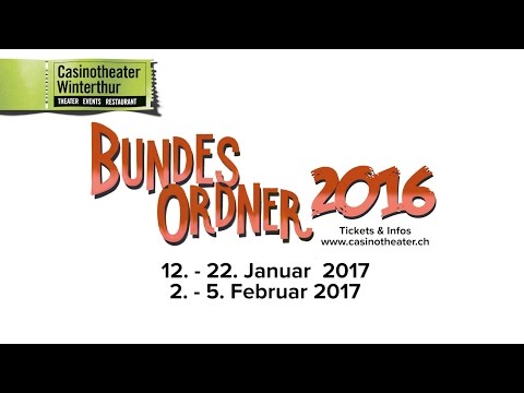 Bundesordner 2016 Trailer