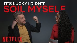 Charlie Brooker On Black Mirror Easter Eggs, Uber Ratings and Peppa Pig | Netflix IX