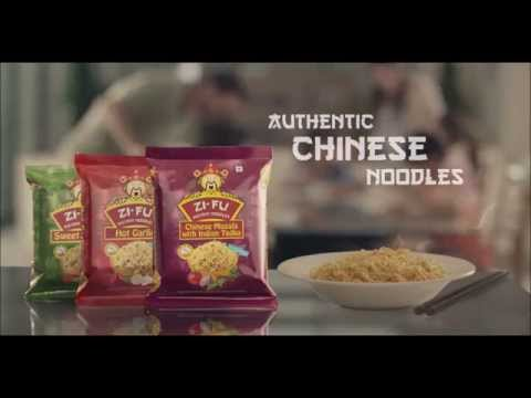 ZIFU  Authentic Chinese Noodles