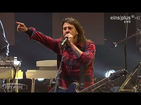 Foo Fighters @ Rock am Ring (RaR) - 06/07/2015 - Full Concert HD