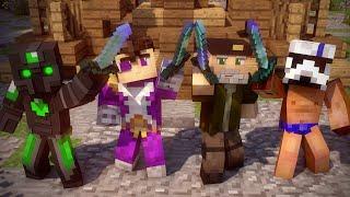 TODOS JUNTOS DE NUEVO!!! Juegos del Hambre!! Minecraft PvP c/ Alexby, Vegetta y sTaXx