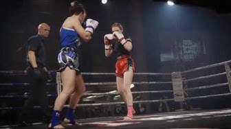Total Fight Night IV: Sanni Nurminen vs. Julia Ilkevich