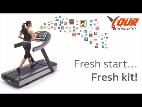 New Kit in every Your Leisure gym