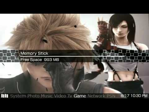 Final fantasy vii remod advent children 100% modded youtube.