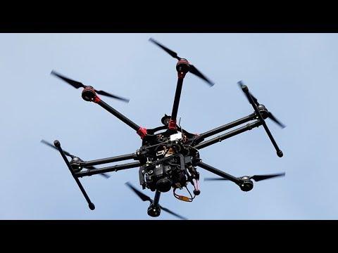 Pentagon OK's shooting down civilian drones
