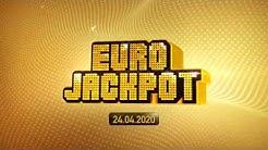 Eurojackpot Trekking 24/04/2020