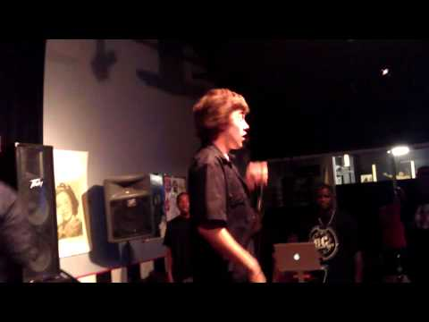 klim and loppsyded 2011 @ checkerboard lounge (PART 2).mp4