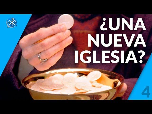 ¿Una Nueva Iglesia?   Perseverancia - P. Gustavo Lombardo