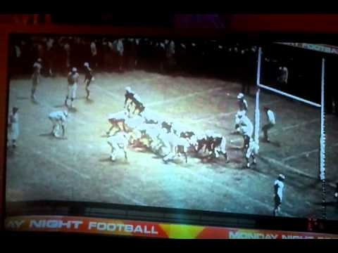 Best Call of ALL TIME - Patriots vs Texans 1961