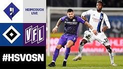 RE-LIVE: HSV vs. Osnabrück | Heimscouch | 32. Spieltag